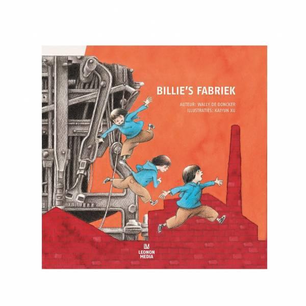 Billies Fabriek Leonon Kinderboeken