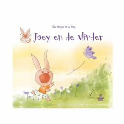 Joey het vrolijke biggetje De Vlinder Leonon Kinderboeken