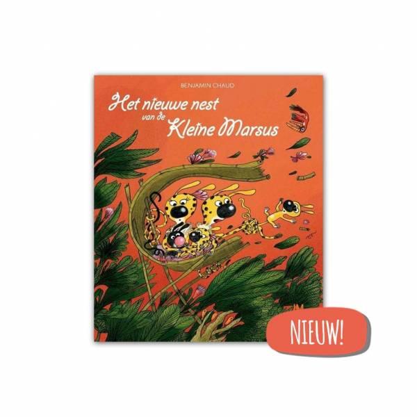 Marsu nieuw Leonon Kinderboeken