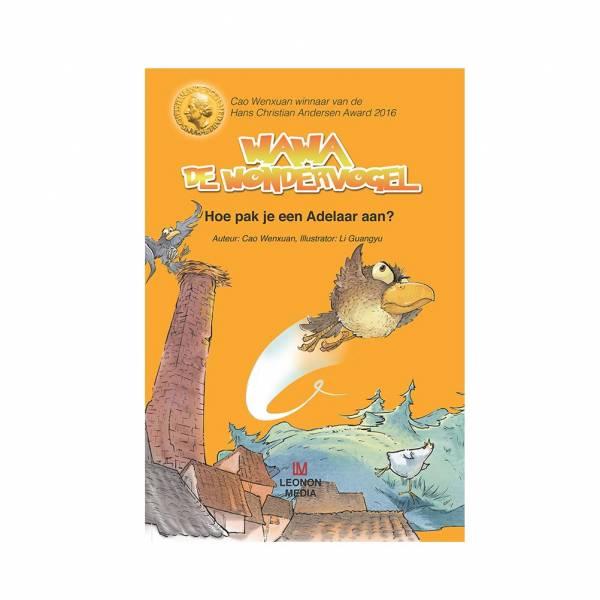 WaWa de Wondervogel Hoe pak je een Adelaar aan Leonon Kinderboeken