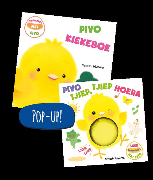 Piyo Boek Leonon Kinderboeken