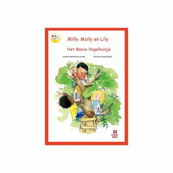 Webshop Milly Molly Lily Het Mooie Vogelhuisje Leonon Kinderboeken