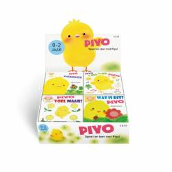 Webshop Piyo Toonbankdisplay Leonon Kinderboeken