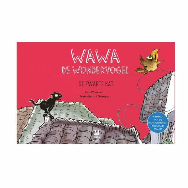 Webshop WaWa De Zwarte Kat Leonon Kinderboeken