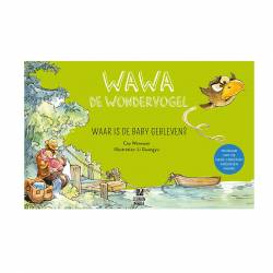 Webshop WaWa Waar is de baby gebleven Leonon Kinderboeken