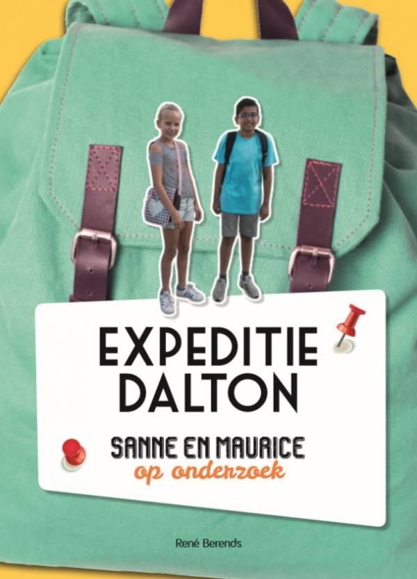 Expeditie Dalton Voorzijde Leonon Kinderboeken