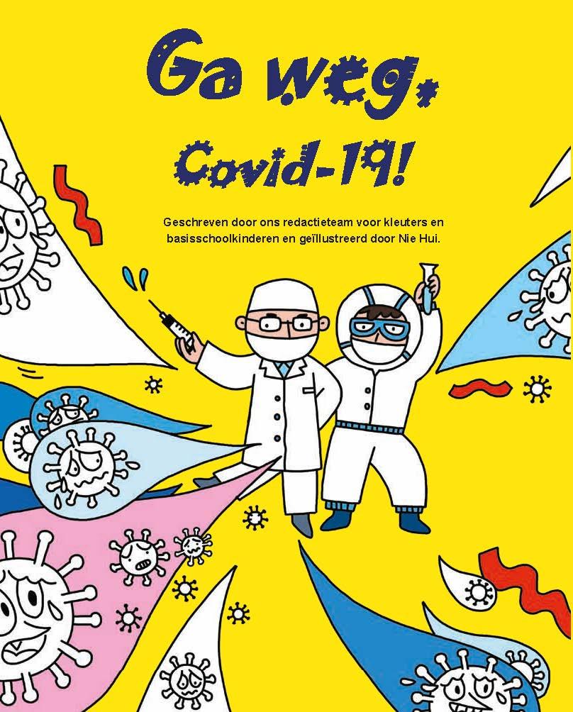 Ga weg Covid-19